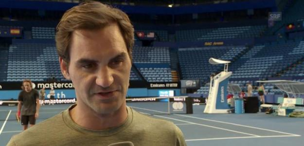 Roger Federer y su confesión sobre su posible retirada. Foto: SRF