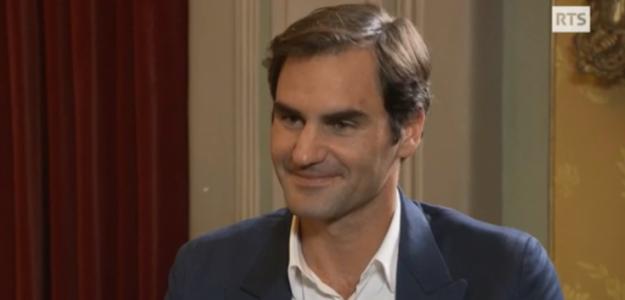 Roger Federer y sus opciones de cara a Roland Garros. Foto: RTS