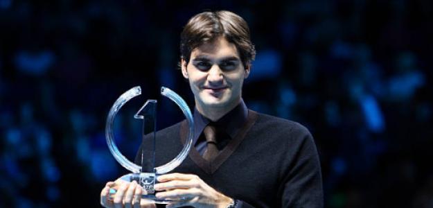 Roger Federer, semanas consecutivas número 1. Foto: gettyimages