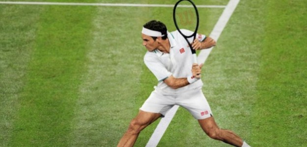 "Roger Federer: ""Mi objetivo es meterme en la segunda semana"". Foto: Getty"