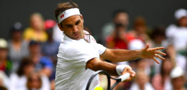 Federer, directo a tercera ronda. Fuente: Getty