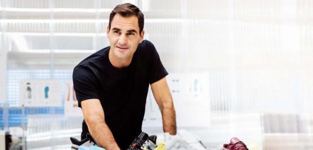 Federer trabaja en la creación de sus propias zapatillas. Foto: On Running