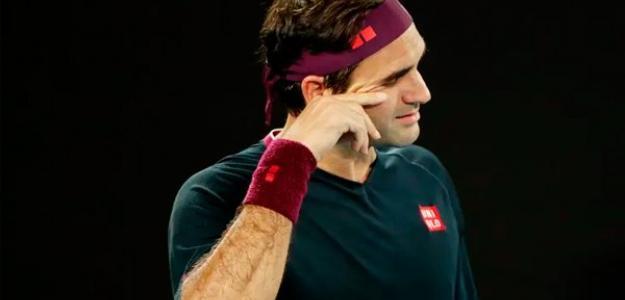 Roger Federer se perderá por problemas en el menisco tres meses de este 2020.