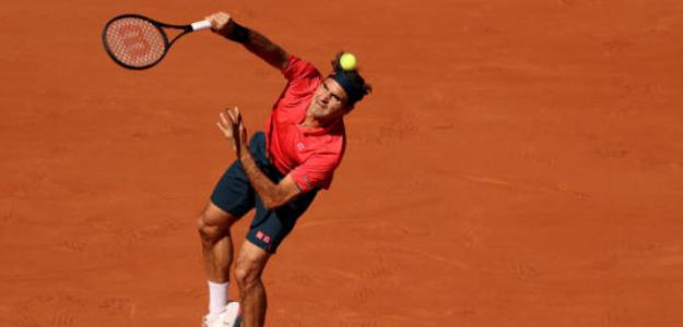 """Federer: """"Tengo que mantener una actitud positiva y confiar en mi camino"""""""