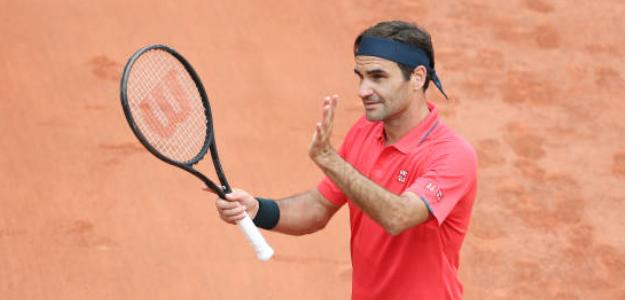 """Federer habla de la salud mental: """"Se supone que debes ser feliz, pero perder no es divertido"""""""