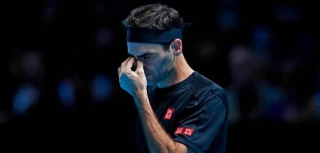 """Federer: """"Ahora es como un torneo normal; no puedo volver a perder un partido"""". Foto: Getty"""