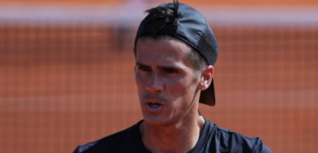 Coria buscará dar la sorpresa contra Djokovic. Foto: Getty