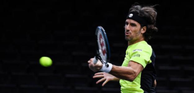 Feliciano López, posibilidad de sumar 500 victorias ATP en 2021. Foto: gettyimages