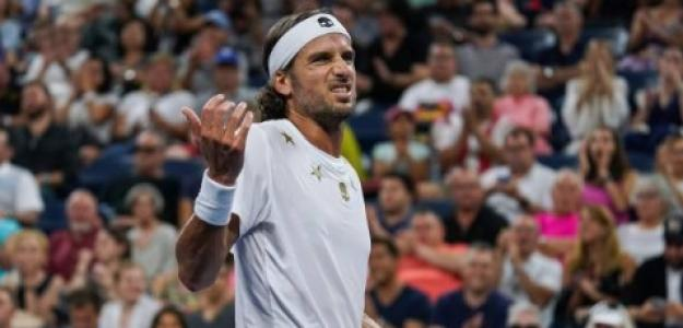 Feliciano López en US Open. Foto: Getty Images
