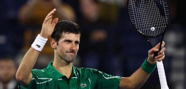 Novak Djokovic, impulsor del Fondo de Ayuda para el tenis. Foto: gettyimages
