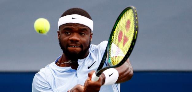 Tiafoe habló sobre el futuro inmediato del tenis. Foto: Getty
