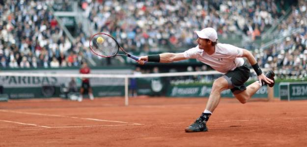 Franceses en Wimbledon y británicos en Roland Garros. Foto: gettyimages