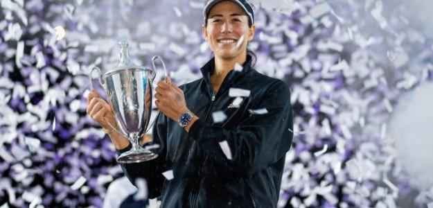 Garbiñe Muguruza en Open de Australia 2017