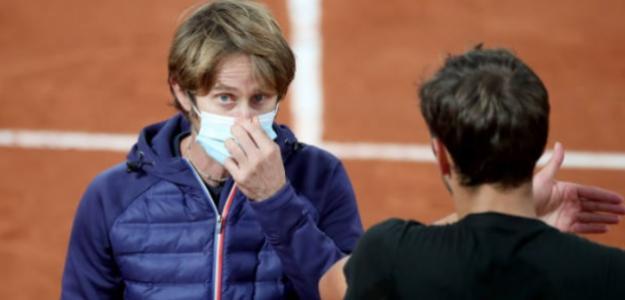 Gilles Cervara. Foto: Getty Images