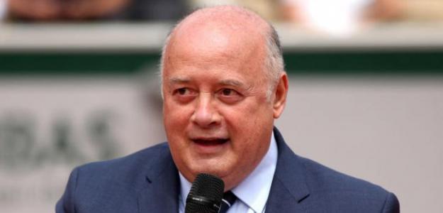 Bernard Giudicelli. Foto: Getty