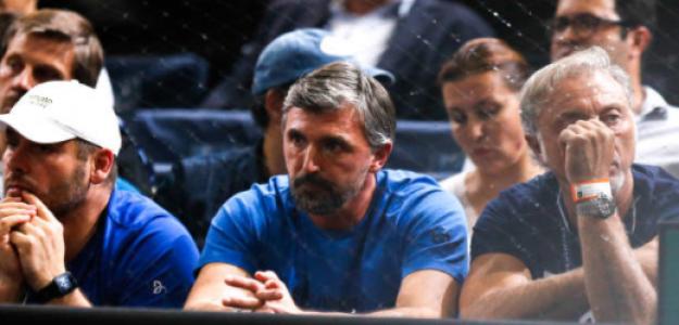 Goran Ivanisevic y palabras sobre Nadal y Djokovic. Foto: gettyimages