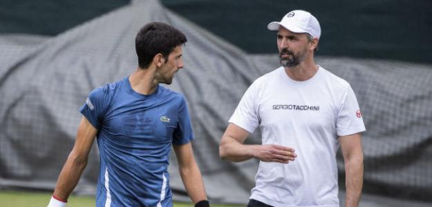 Ivanisevic confirma que no está siendo fácil la situación para Djokovic. Foto: Getty