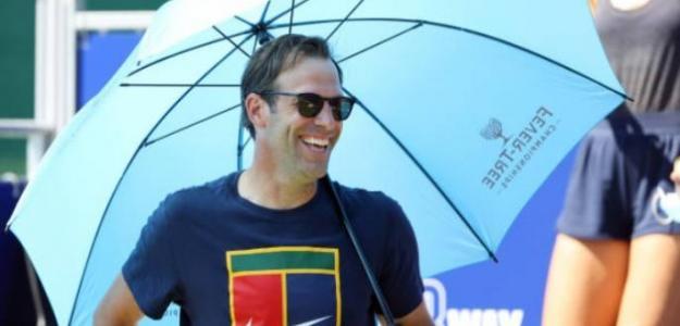 Greg Rusedski. Foto: Getty Images