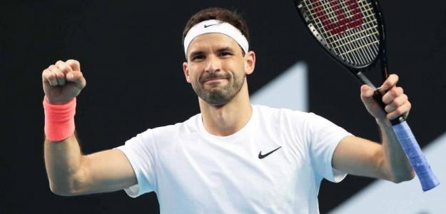 Grigor Dimitrov. Foto: ATP