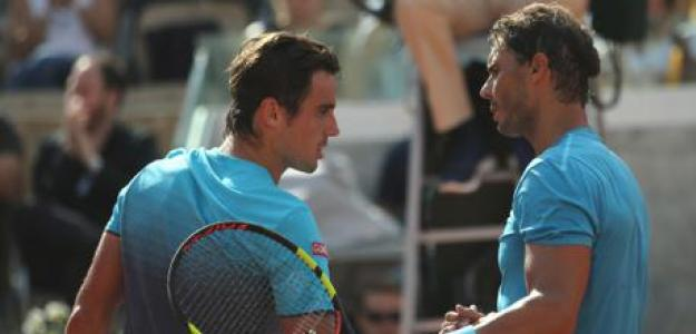 Guido Pella critica a Rafael Nadal en Open de Australia 2021. Foto: gettyimages