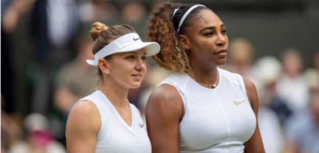 Simona Halep y Serena Williams se verán las caras por 12ª vez. Fuente: Getty
