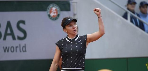 Simona Halep. Foto: Roland Garros