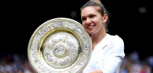 Simona Halep. Foto: Wimbledon