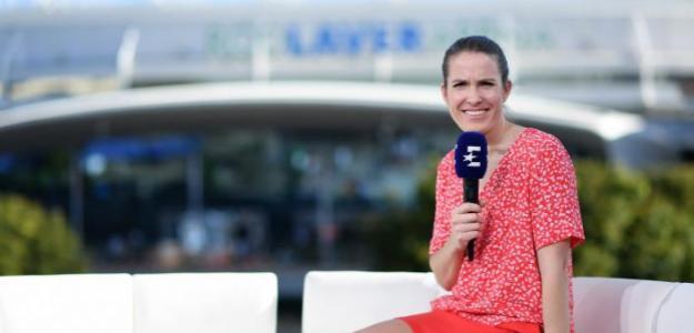 """Entrevista a Justine Henin: """"No he echado mucho de menos el tenis"""". Foto: Eurosport"""