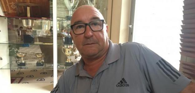 Gonzalo López durante la entrevista con Punto de Break. Fuente: Fernando Murciego