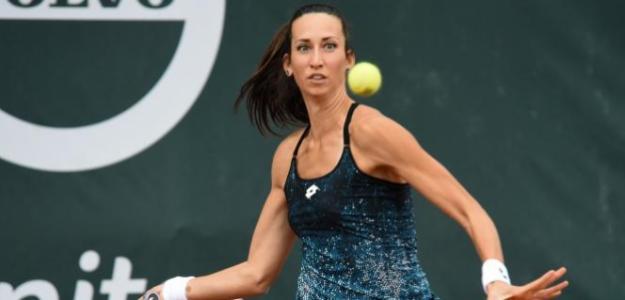 Georgina García, candidata al título. Fuente: BBVA Open Ciudad de Valencia