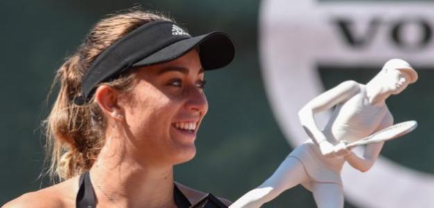 Paula Badosa, campeona en Valencia. Fuente: BBVA Open Ciudad de Valencia