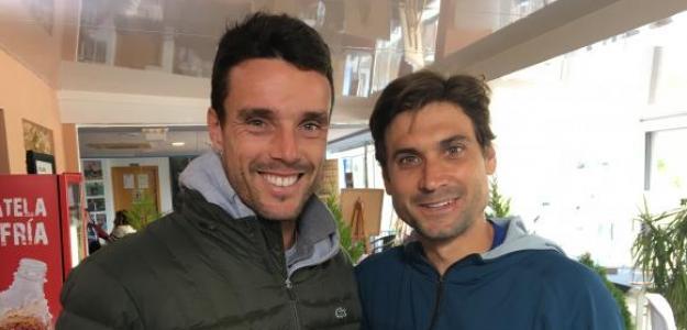 Roberto Bautista y David Ferrer, presentes en el Challenger de Juan Carlos Ferrero
