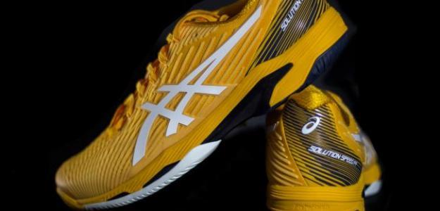 Así son las nuevas zapatillas ASICS SOLUTION SPEED™ FF 2