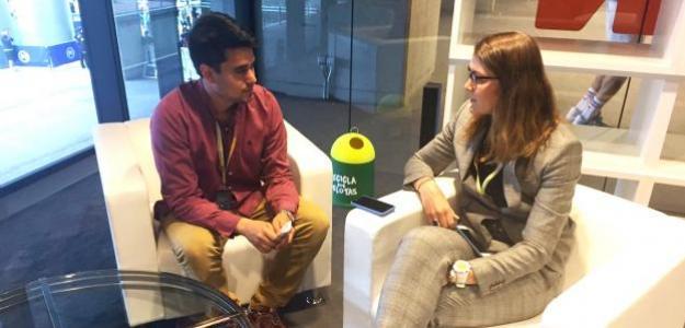 Entrevista con Dinara Safina. Foto: Mutua Madrid Open