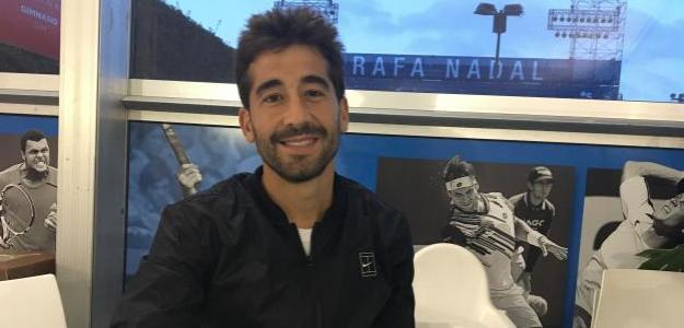 Marc López buscará su primer título en casa. Fuente: Fernando Murciego