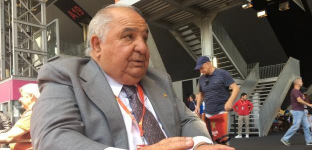 Pedro Muñoz durante la entrevista con Fernando Murciego. Fuente: Punto de Break