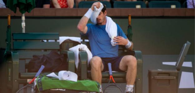 El motivo por el que cuesta tanto hacer winners en Indian Wells 2021. Foto: Getty
