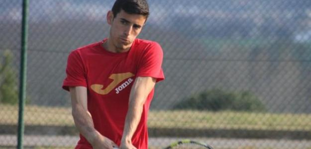 David Haggerty. Foto: ITF