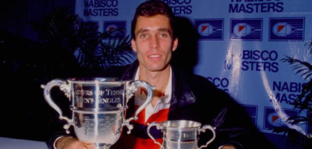 Ivan Lendl, con su doblete en Nueva York. Fuente: Getty