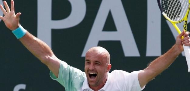 Ivan Ljubicic, jugador capaz de ganar en Indian Wells con Big 3. Foto: gettyimages