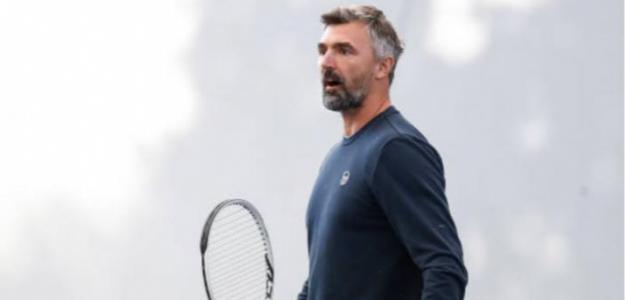 """Goran Ivanisevic: """"Con Djokovic, lo que es bueno hoy, no es bueno mañana"""". Foto: Getty"""