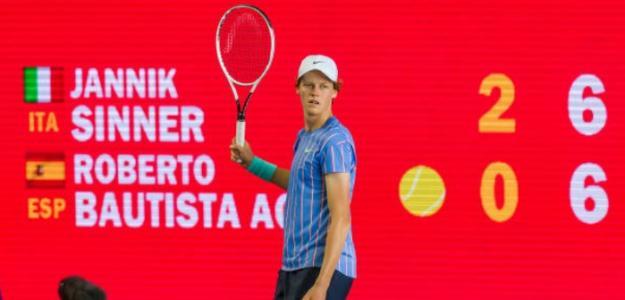 Jannik Sinner. Foto: Getty Images
