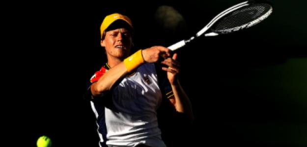 Jannik Sinner, candidato a ganar Masters 1000. Foto: gettyimages
