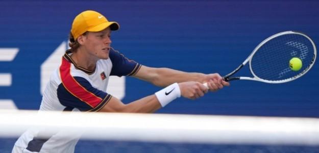 Sinner hizo un balance de su momento tenístico. Foto: US Open