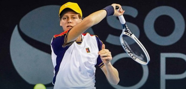Sinner intentará clasificar al ATP Finals de Turín. Foto: Sofía Open