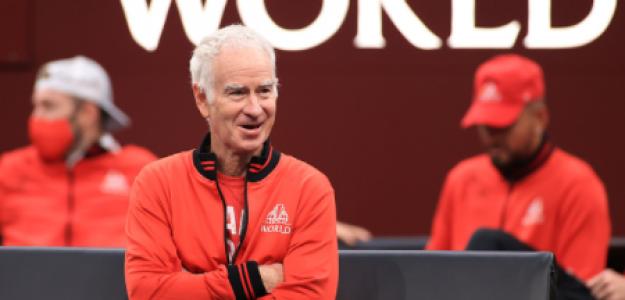 John McEnroe critica a la ATP. Foto: gettyimages