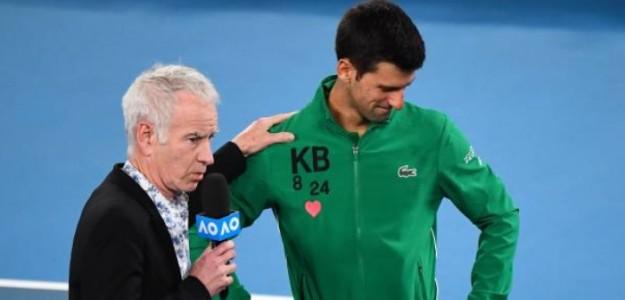 John McEnroe. Foto: Getty Images