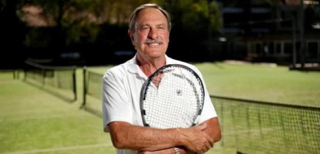 John Newcombe critica nuevo formato Copa Davis. Foto: gettyimages