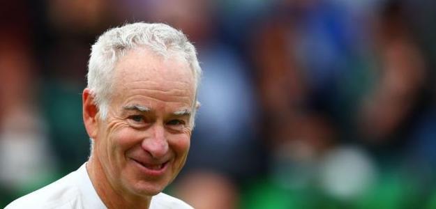 John McEnroe. Foto: Getty