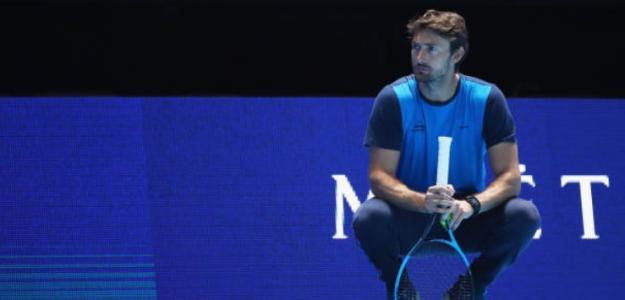 Juan Carlos Ferrero. Foto: Getty Images